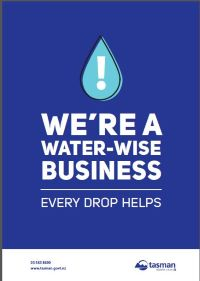 Water wise business every drop helps